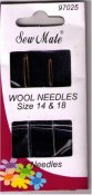 Wool+Needles++ullnål++Sew+Mate+14+18+