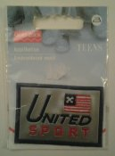 United+Sport,++Gold+Zach+925671,+att+stryka+på+applikation.