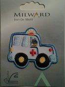 Milward.+Ambulans+att+stryka+på+applikation.+279+1102+00165