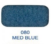 20525-080 Kardborreband 20mm/0,5 M sys fast hook & loop Lovetex MED BLUE
