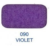 20525-090 Kardborreband 20mm/0,5 M sys fast hook & loop Lovetex VIOLET