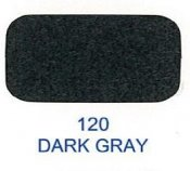 20525-120 Kardborreband 20mm/0,5 M sys fast hook & loop Lovetex DARK GRAY