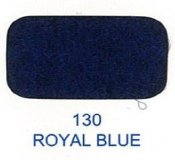20525-130 Kardborreband 20mm/0,5 M sys fast hook & loop Lovetex ROYAL BLUE