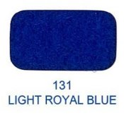 20525-131 Kardborreband 20mm/0,5 M sys fast hook & loop Lovetex LIGHT ROYAL BLUE