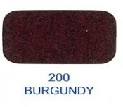 20525-200 Kardborreband 20mm/0,5 M sys fast hook & loop Lovetex BURGUNDY