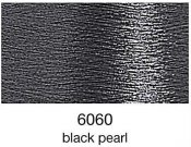 9844-6060 MADEIRA Heavy Metal 50% Polyester/50% Metalliserad Polycester. 6060 Black pearl 200M