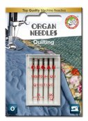 5430000BL Nål Quilting 75/90 5-pack ORGAN NEEDLE
