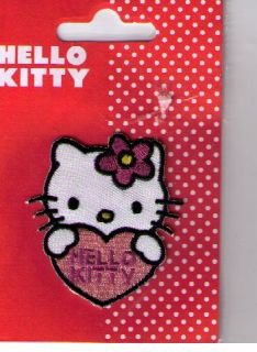 Hello kitty 5,5x4 cm