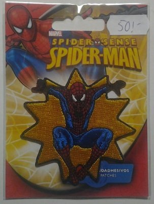 Spiderman 70 mm * 70 mm