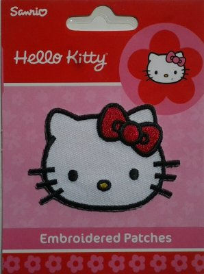 Sanrio+3356+ref.+ref.3356+Hello+Kitty+huvud+