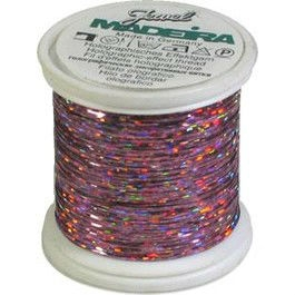 9843-513 MADEIRA Spectra 100% Polyester 525 PINK 100M