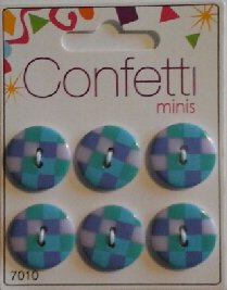 Confetti+minis+7010++Knapp+Knappar+Button+Fashion+B.V.